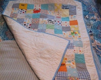 Baby/Toddler Memory Quilt