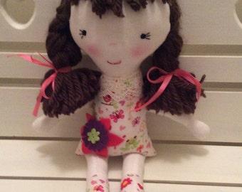 Sophia Rag Doll!
