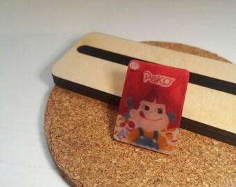 Peko Milk Candy Pin