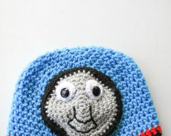 Thomas and Friends Knitted Infant/Toddler/Child Hats