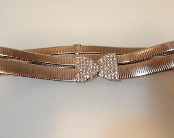 FREE  SHIPPING  Vintage  Coil  Belt