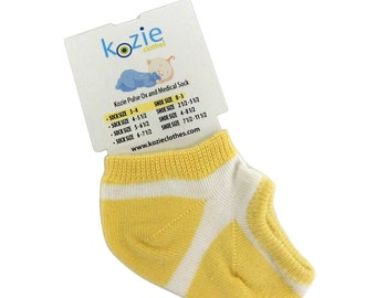 K.Sock (3 Pack) - Medical sock For use with Pulse Oximetry and Many other Medical uses