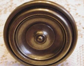 SALE Brass Kirsch Curtain Holder from the 60s