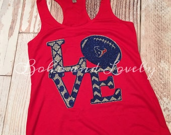 Houston Texans Tank