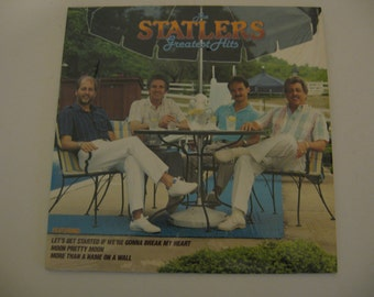 Statler Brothers Etsy