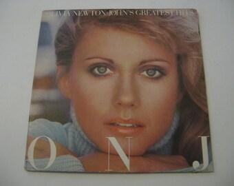 Olivia Newton-John  -  Greatest Hits -1977