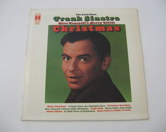 Frank Sinatra - Have Yourself A Merry Little Christmas - 1960's