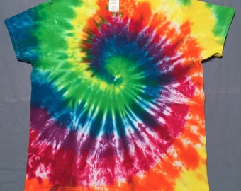 Women's Large Tie-Die Shirt - Other Sizes Available