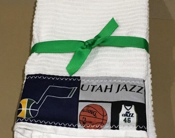 Utah Jazz Hand Towels