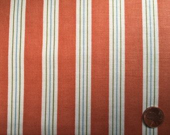 Cotton Blossoms by Bonnie and Camille for Moda -  Half Yard - Autumn Stripe - 55007-12