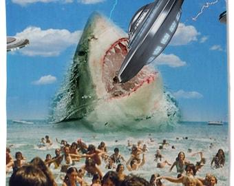 Sharkzilla Towel