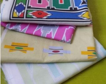 Ndebele Inspired Fabric