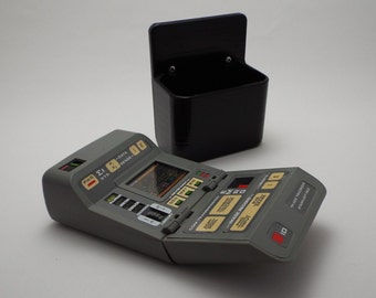 Star Trek TNG Tricorder Holster - Playmates Compatible