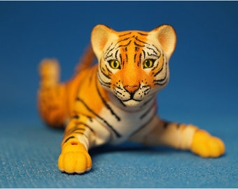 BJD Tiger cub. From Elleo Dolls