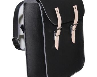 Satchel Rucksack Backpack Leather Backpack Leather Satchel Black Satchel Black Backpack Black Rucksack