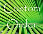 Custom Order - 3 Pairs of Blue Pink Purple Tie Dyed Organic Cotton Mini Beach Shorts, 100%  Organic Cotton, Hand Tie-Dyed