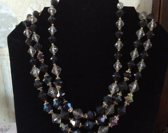 Sixties chic necklace