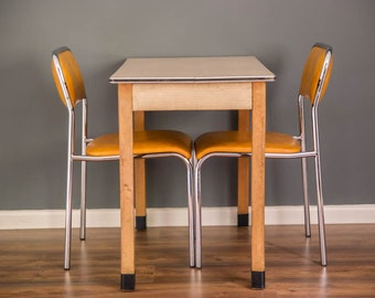 1950's-60's Cantel table