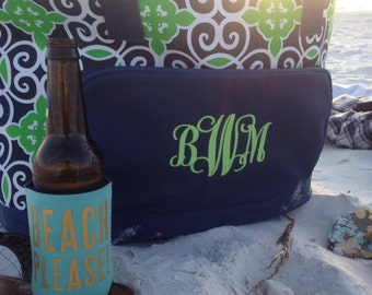 Choose Pattern Insulated Cooler Bag*Beach*Road Trip*Pool*Park*Games*Tailgating*Pool Party*48 Prints*Cruises*