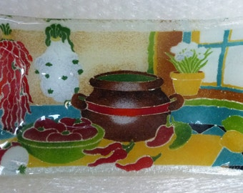 Chili Pepper Kitchen Etsy