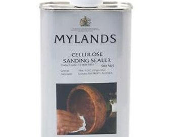 Mylands Cellulose Sanding Sealer-Lacquer Based Sanding Sealer-500 ml - New Lathe