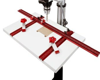 Woodpeckers Complete Woodworkers Drill Press Table