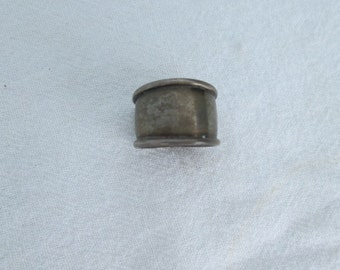 Sterling Silver Tapered Band/Ring