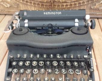 Remington Quiet model 1 typewriter