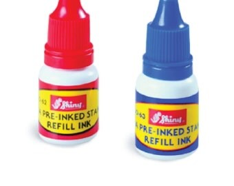 Pre-Inked Stamp Refill Ink