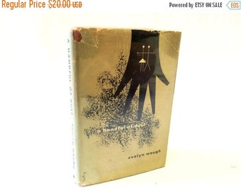 ON SALE A Handful of Dust by Evelyn Waugh, Copyright 1945