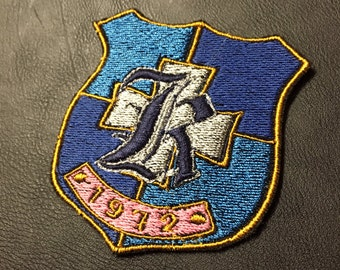 Clannad Hikarizaka Private High School Crest Embroidered Cosplay Patch