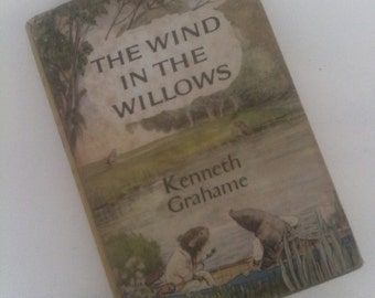 Vintage 'The wind in the willows' by Kenneth Grahame 1966