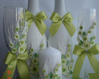 Wedding Kit Green
