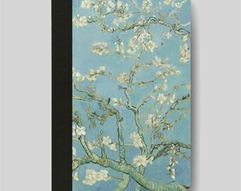 iPad Folio Case, iPad Air Case, iPad Air 2 Case, iPad 1 Case, iPad 2 Case, iPad 3 Case, iPad Mini 1 2 3 4 Almond Blossoms Vincent Van Gogh