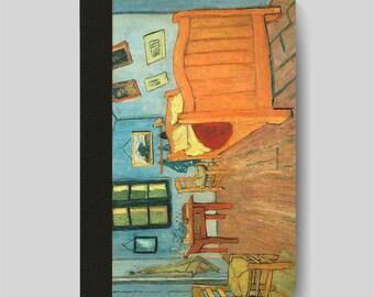 iPad Folio Case, iPad Air Case, iPad Air 2 Case, iPad 1 Case, iPad 2 Case, iPad 3 Case, iPad Mini 1 2 3 4 Bedroom in Arles Vincent Van Gogh