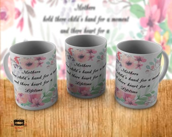 Gift Mug,Mother's Day Mug,Personalized Coffee Mug,