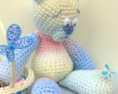 Buzzle the Teddy Bear, Soft Toy, Stuffed Animal