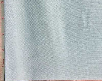 Light Blue Slinky Rib Fabric 4 Way Stretch Nylon Spandex Lycra 9 Oz 58-60""