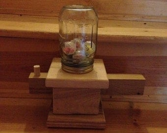 Handcrafted Prize Dispenser for Squinkies