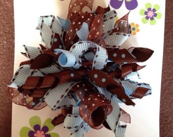 3 inch Korker Hair Bow