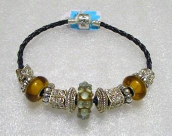 66 - Gold Bracelet