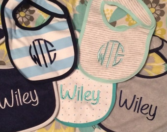 Personalized Bibs