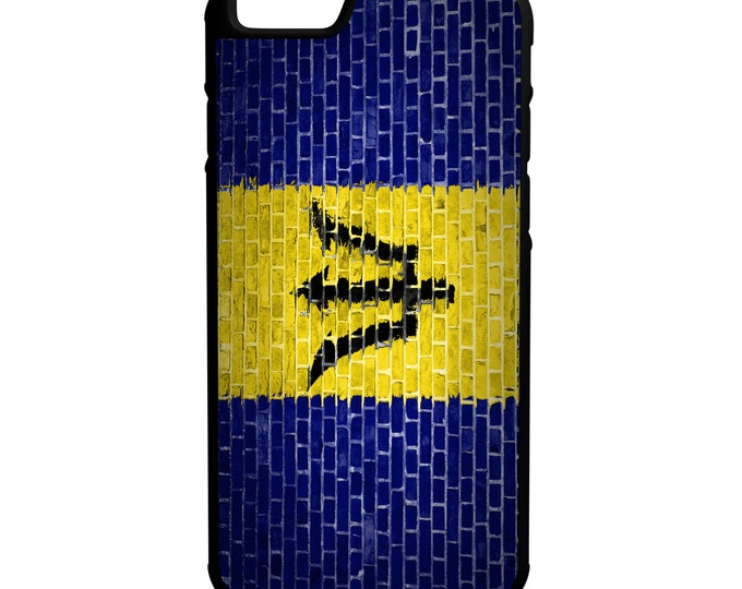 Barbados Brick Wall iPhone Galaxy Note LG HTC Hybrid Rubber Protective Case