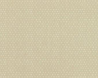 Hearts Beige - Wee Gallery - Dear Stella (STELLA-WG301-BEIGE)