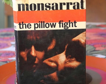 "Nicholas Monsarrat, "" The  Pillow Fight ""  The Book Club, London 1965 First Edition"