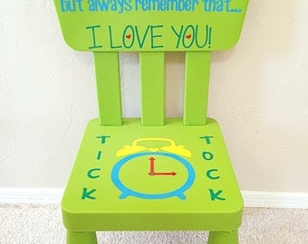 Children's Time Out Chair