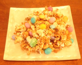 Nanas gourmet goodies llc by nanasgourmetgoodies on etsy easter caramel baked popcorn easter popcorn white chocolate easter popcorn easter gifts negle Gallery