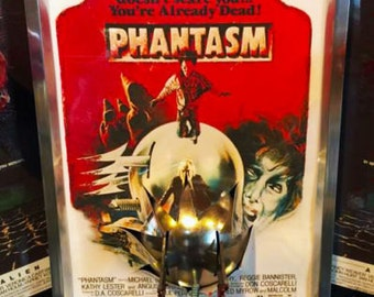 Phantasm 3D Picture Movie Prop Replica