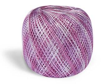 Lot of 6 - six Skeins Fingering Crochet thread by YarnArt. High Quality MicroFiber turkish yarn for handycrafts. Bright fiber. Free Shipping