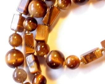 Tigereye Necklace